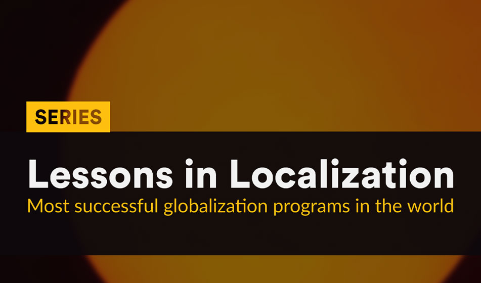 The Lessons in Localization Series