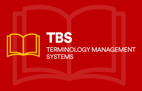 TBS Terminology Management Systems