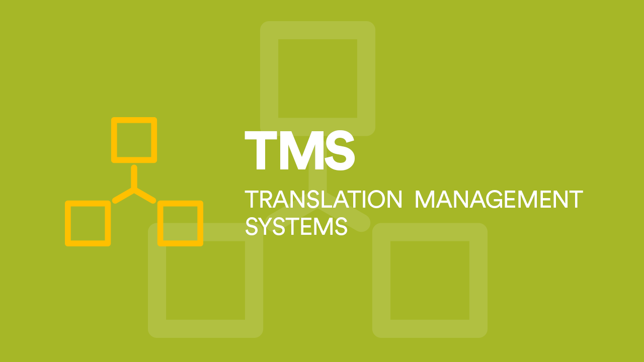 TMS Translation Management Systems