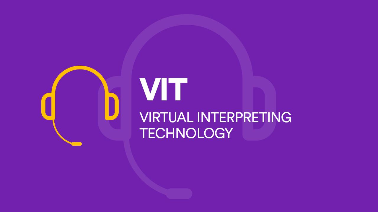 VIT Virtual Interpreting Technology