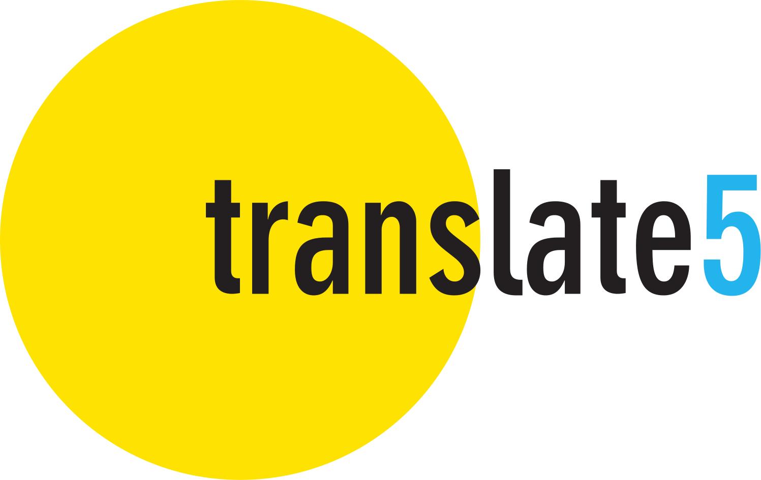 translate5 logo