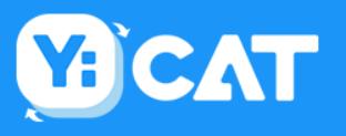 YiCAT logo