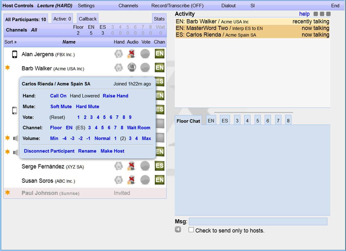 ZipDX screenshot