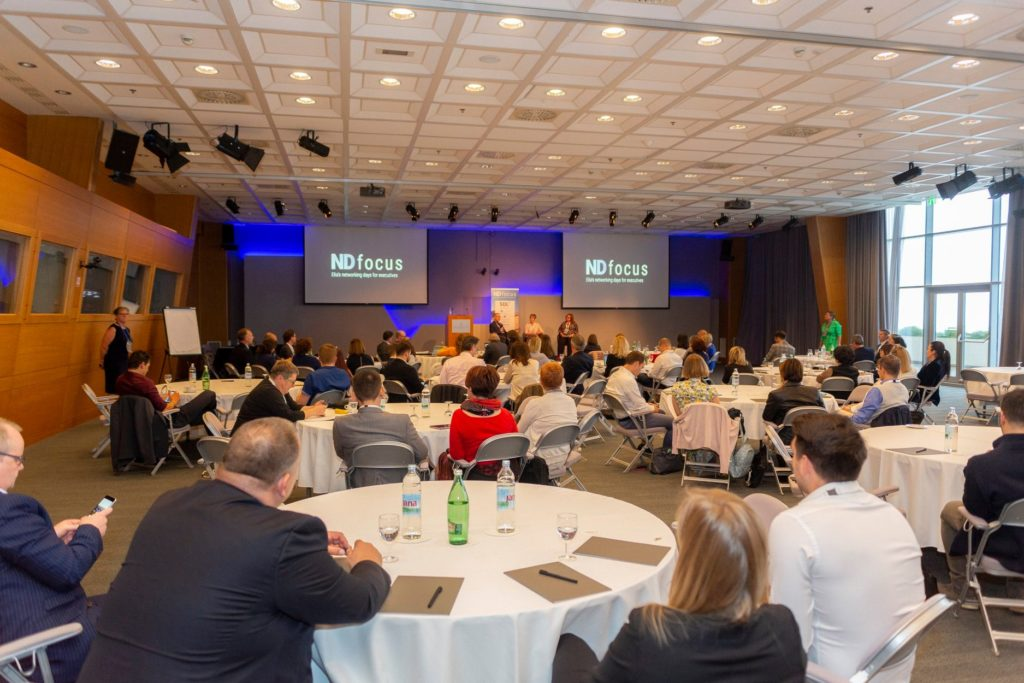 ELIA ND Focus on Executives - Conference Report