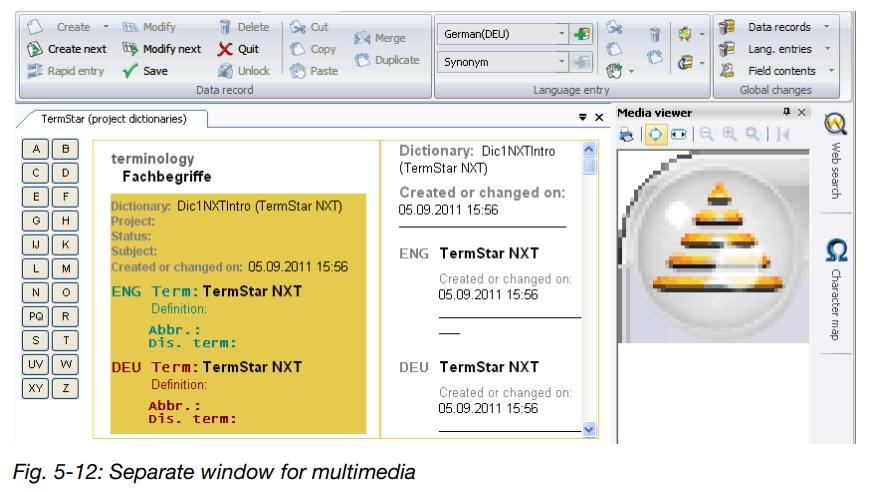 TermStar NXT screenshot
