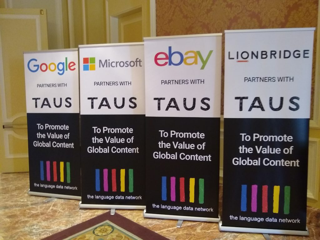 TAUS Global Content Conference in Salt Lake City - Conference Report