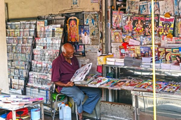 Indian newspapers and periodicals
