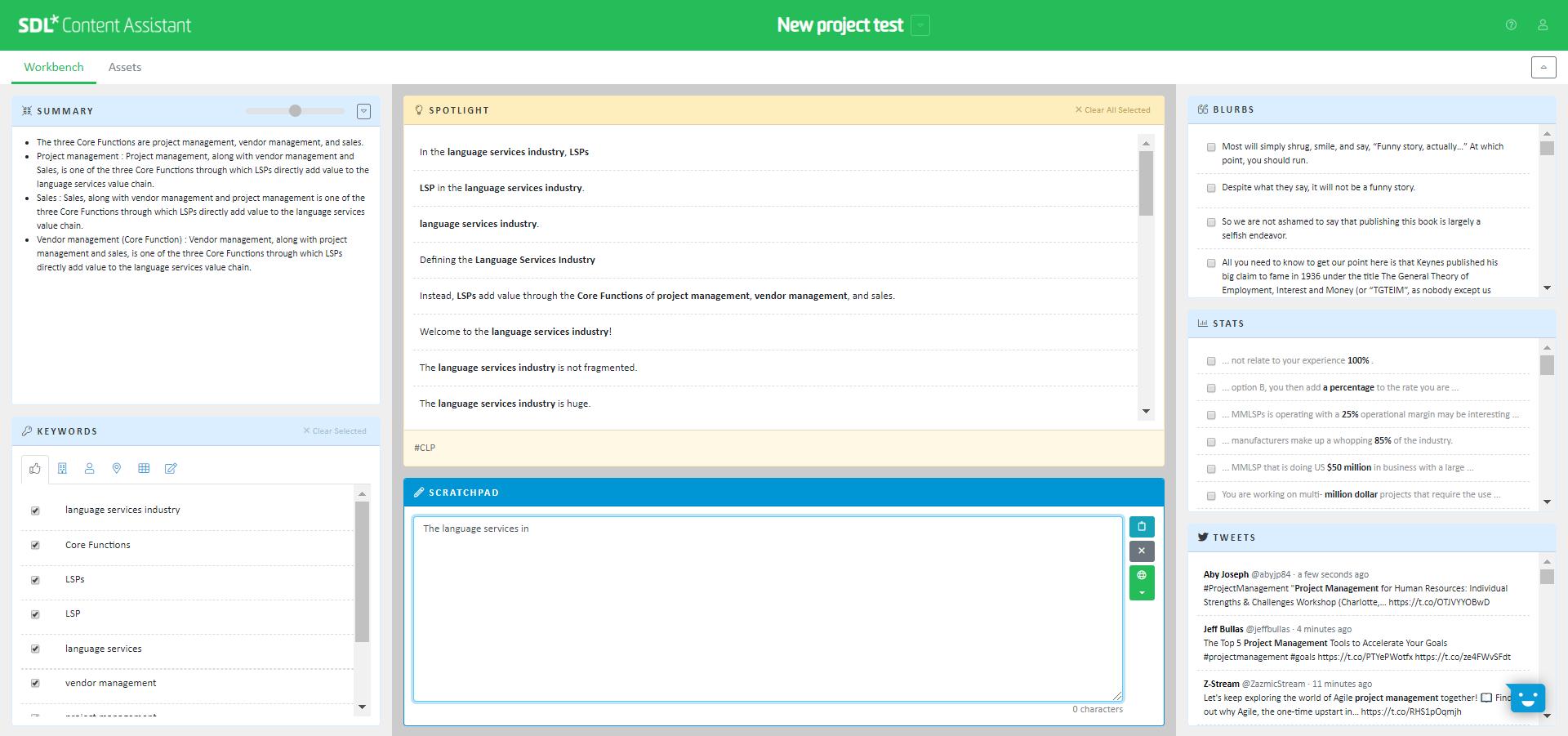 Nimdzi Analyzes the SDL Content Assistant Tool 01