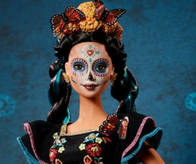 A Look at Mattel's Día de Muertos Barbie