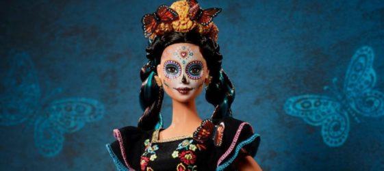A Look at Mattel's Día de Muertos Barbie