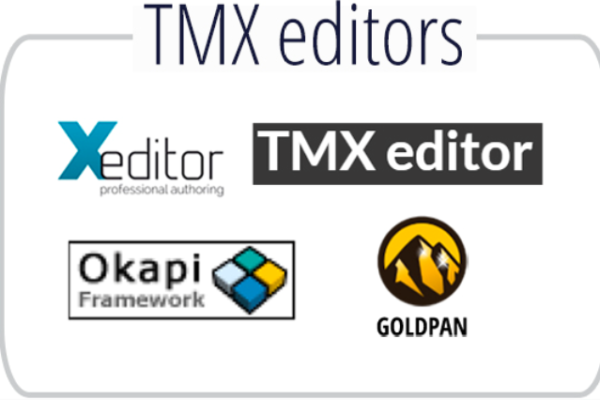 TMX editors