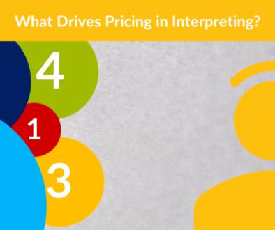 What Drives Pricing in Interpreting - Interpreting Market - Nimdzi Insights