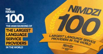 The 2020 Nimdzi 100 Full Report