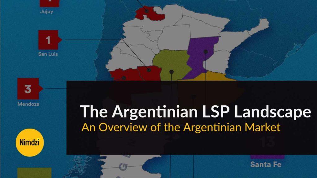 The Argentinian LSP Landscape