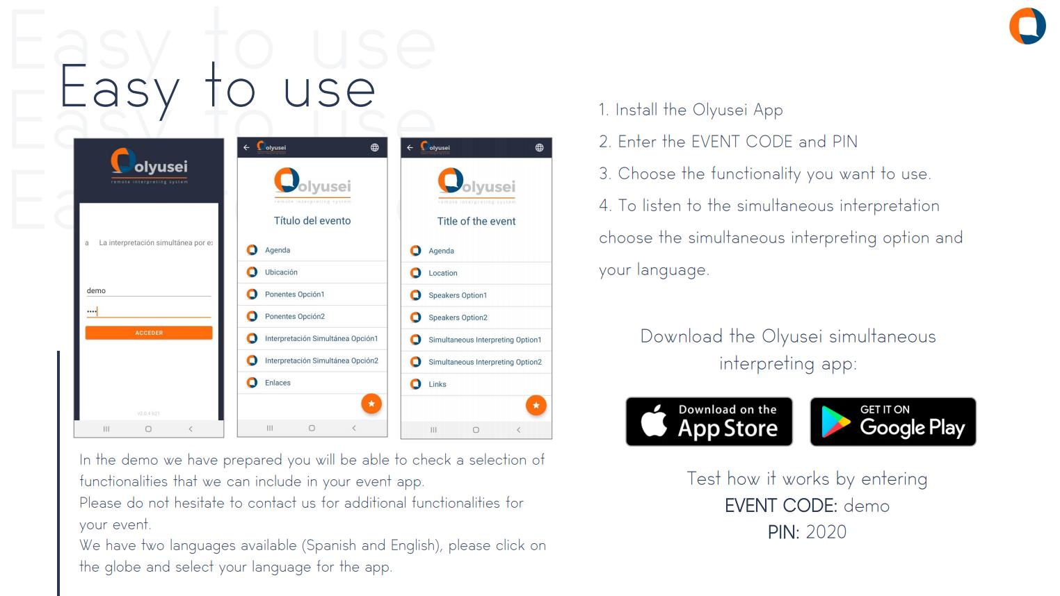 Olyusei screenshot