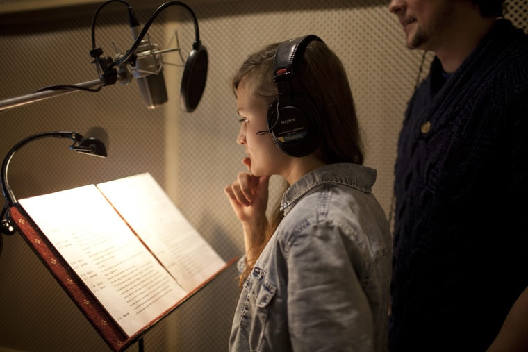 The Russian dubbing and voice-over market-Kiparis 2