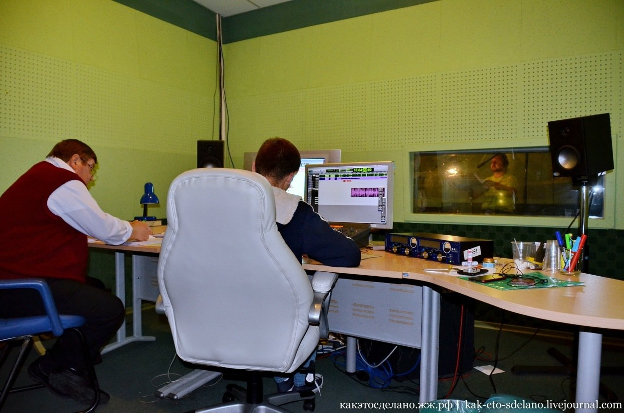 The Russian dubbing and voice-over market-Pythagor1