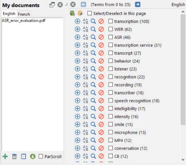 InterpretBank screenshot