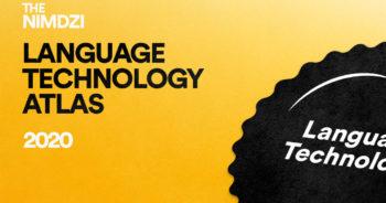 Nimdzi Language Technology Atlas 2020