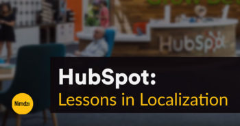 Lessons in Localization: HubSpot