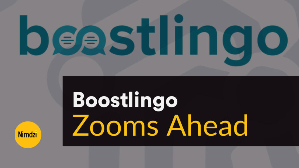 Boostlingo-Zooms-Ahead