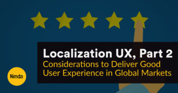 Localization UX, Part 2