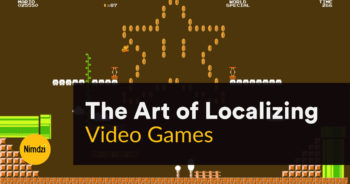 The Art of Localizing Video Games