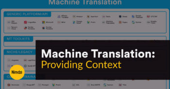 Machine Translation: Providing Context