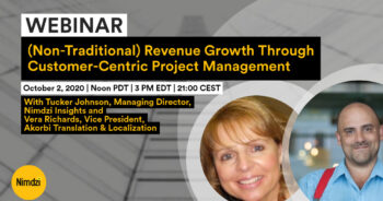 (Non-Traditional) Revenue Growth Through Customer-Centric Project Management