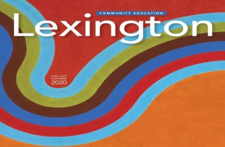 Lexington Community Education's Online Classes, Events, And Music Lessons