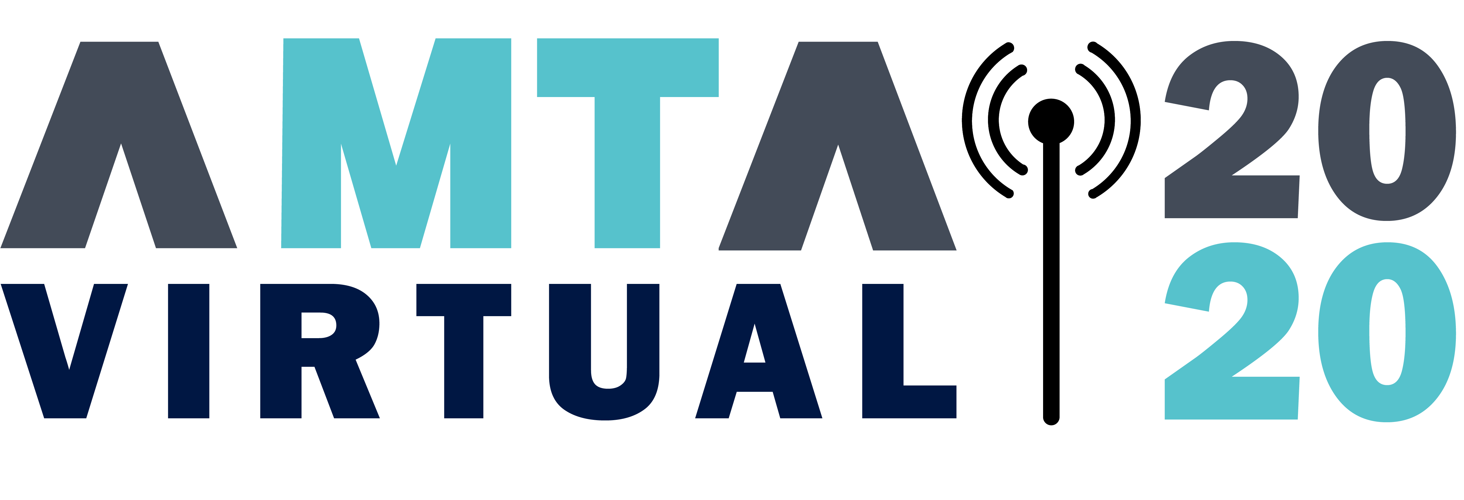 Virtual AMTA 2020: Register Now! Early Registration Discount Ends Sept 28