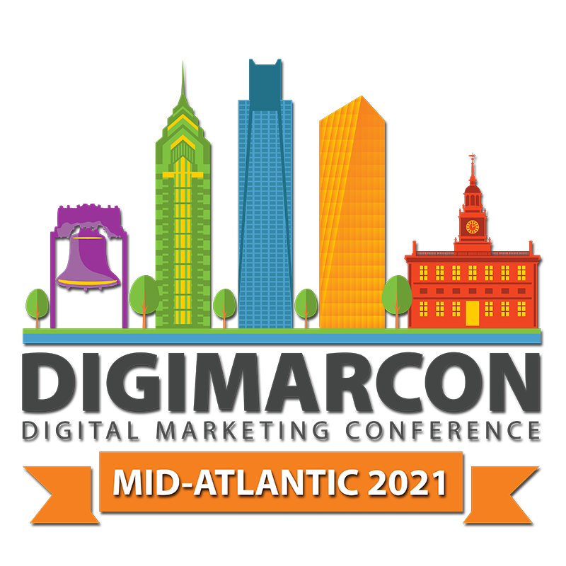 DigiMarCon Mid-Atlantic 2021 – Digital Marketing, Media and Advertising Conference & Exhibition
