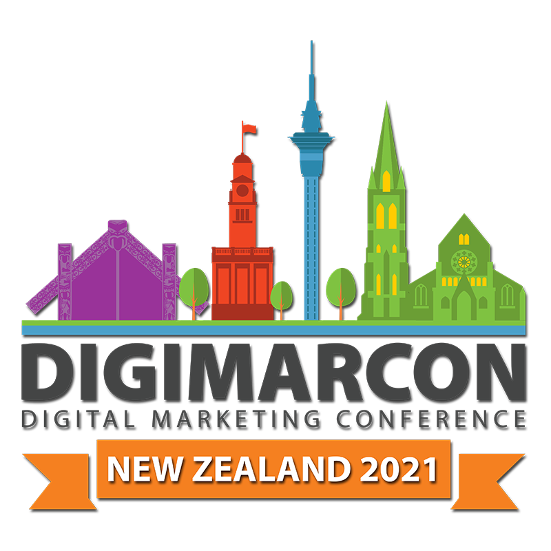 DigiMarCon New Zealand 2021 – Digital Marketing, Media and Advertising Conference & Exhibition