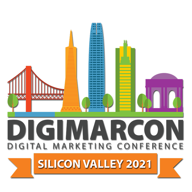 DigiMarCon Silicon Valley 2021 – Digital Marketing, Media and Advertising Conference & Exhibition