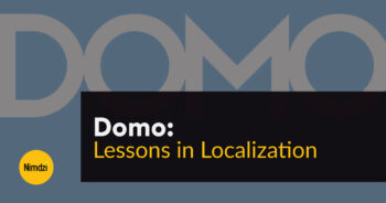 Lessons in Localization: Domo