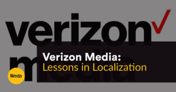 Lessons in Localization: Verizon Media