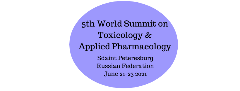 5th World Summit on Toxicology & Applied Pharmacology
