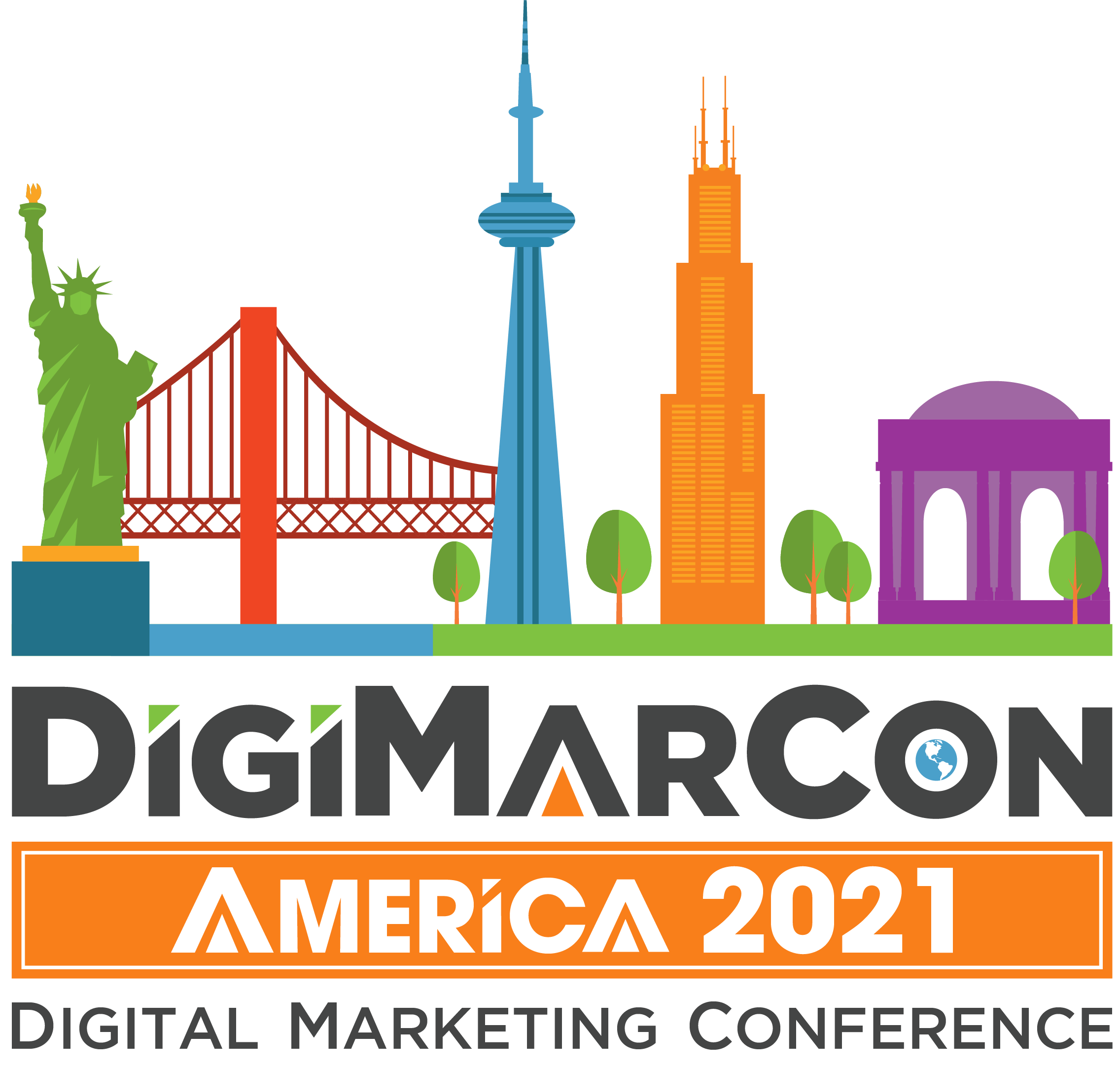 DigiMarCon America 2021 – Digital Marketing, Media and Advertising Conference