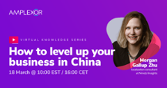 Ignite Global Engagement – How to level up your business in China