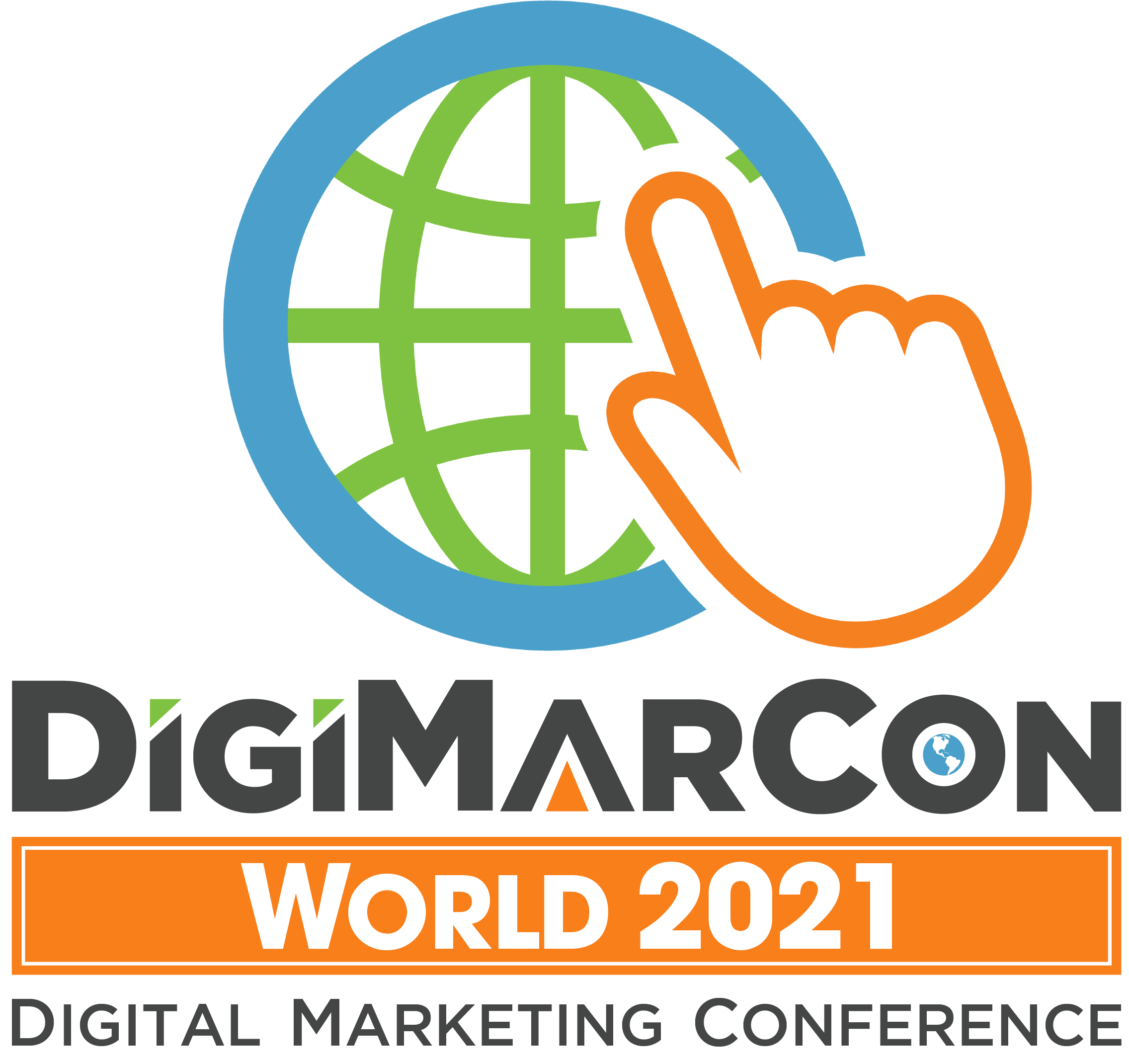 DigiMarCon World 2021 – Digital Marketing, Media and Advertising Conference