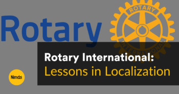 Lessons in Localization: Rotary International