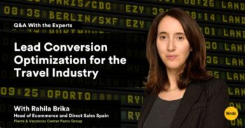 Q&A With an Expert – Lead Conversion Optimization for the Travel Industry
