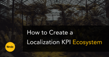 How to Create a Localization KPI Ecosystem