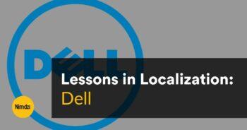 Lessons in Localization: DELL