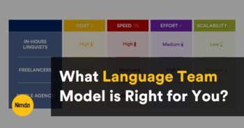 What Language Team Model Is Right for You?