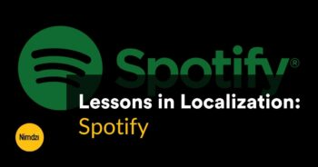 Lessons in Localization: Spotify