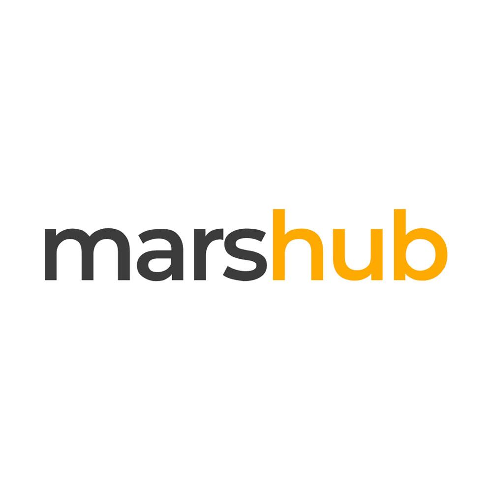 MarsHub logo