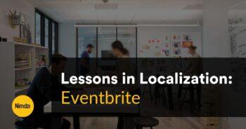 Lessons in Localization: Eventbrite