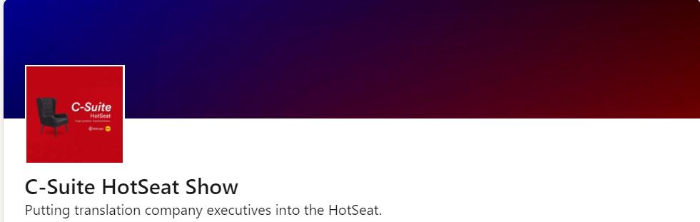 LinkedIn Showcase Page C-Suite HotSeat