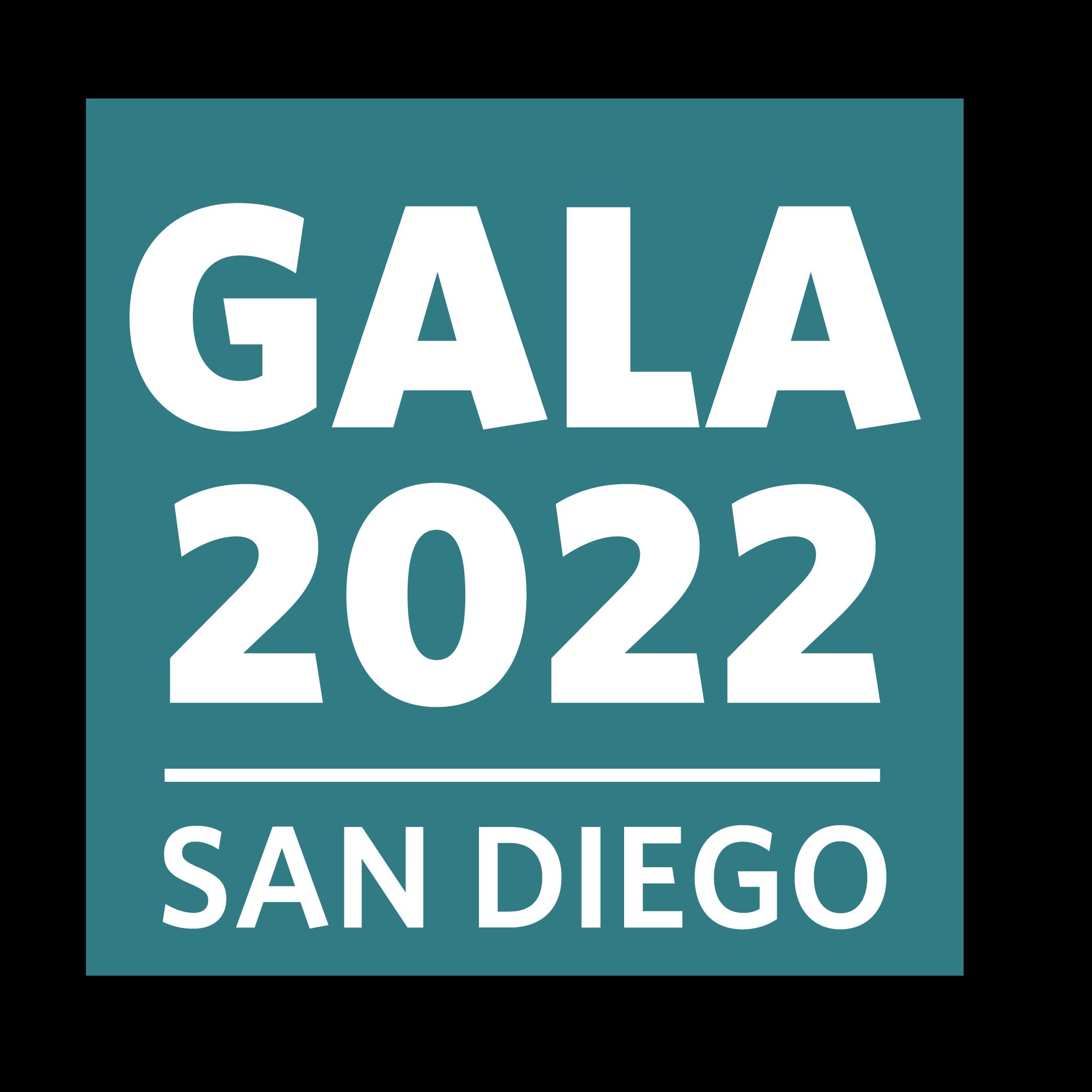 GALA 2022 San Diego